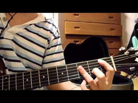 耳TAB] Miley Cyrus   Wrecking Ball  [guitar chord]