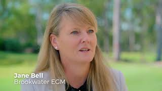 Meet Brookwater Golf & Country Club General Manager, Jane Bell