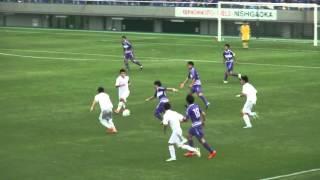 第94回全国高校サッカー 東京Aブロック・準決勝戦