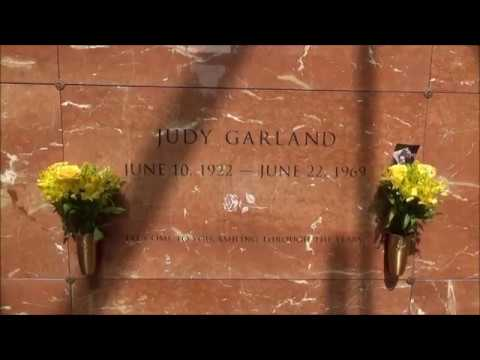 The Crypt Of Judy Garland