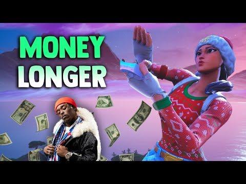 "Fortnite Montage - ""MONEY LONGER"" (Lil Uzi Vert)"