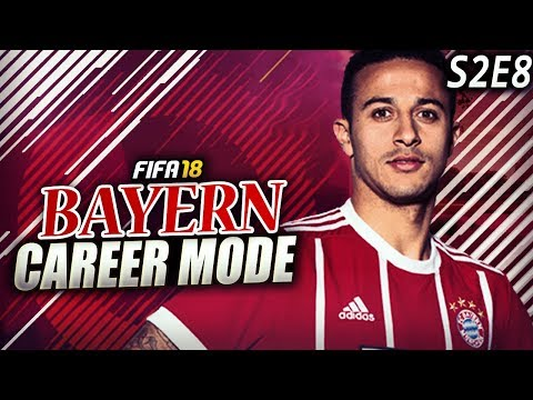 ARSENAL VS BAYERN FOR 1ST PLACE IN CL! - FIFA 18 Bayern Career Mode S2E8