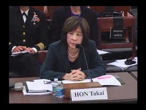 4/6/11: Hank Keeps Pushing On Chamberleaks (Armed Services Subcommittee Hearing)
