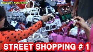 Street Shopping   Weekly Street Market   Bargain Street Shopping   Women's Shopping   Flea Market-1