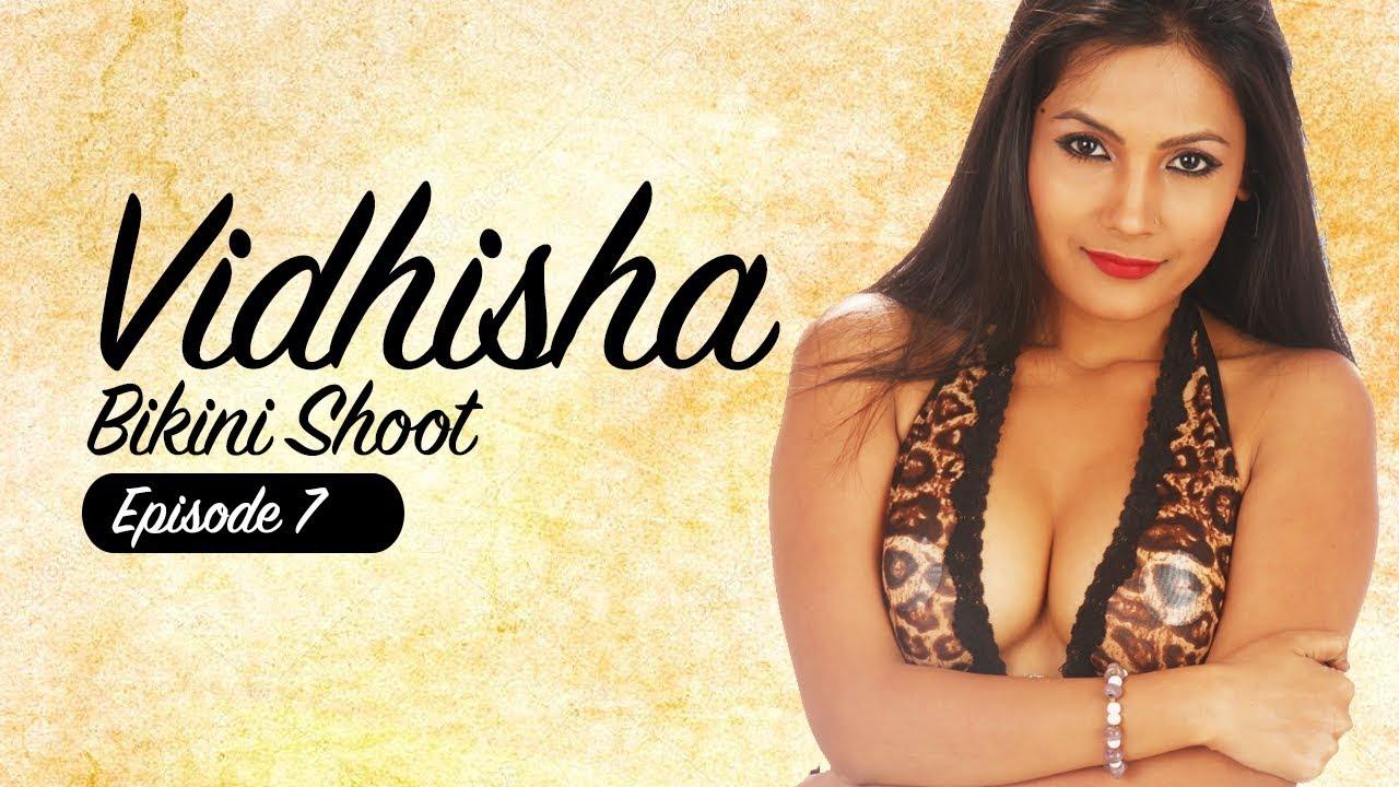 Vidisha Bikini Shoot Episode 7