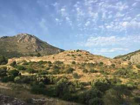 Greece (Athens, Nafplio, Tiryns, Mycenae) 2015