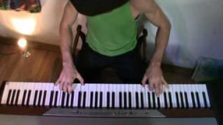 Otis' Boogie:Live Piano boogie based on Otis Redding's Love Man
