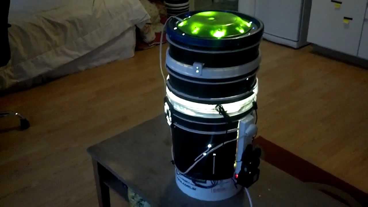 Space Buckets Walkthrough Youtube