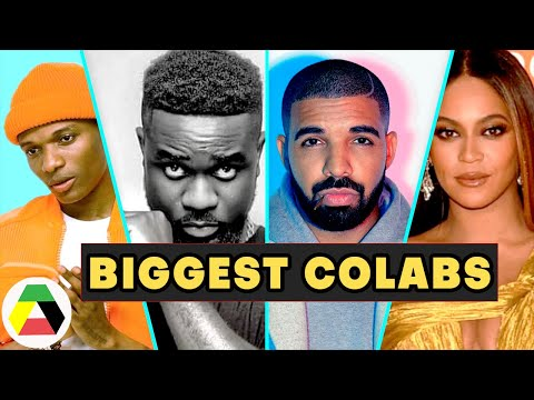10 Biggest African Artist Colab of All Time