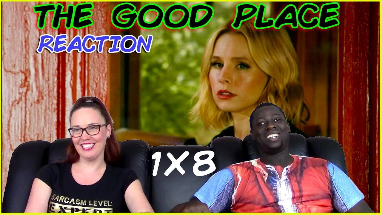 Download THE GOOD PLACE Most Improved Player 1X8 YT REACTION (FULL & Early reactions on Patreon now!)
