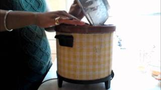 Aunt Minnie's How To Crock Pot Pinto Beans With Turkey Parts