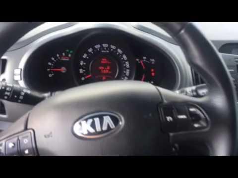 Проверка двигателя  Kia Sportage III 2.0 CRDi AWD D4HA