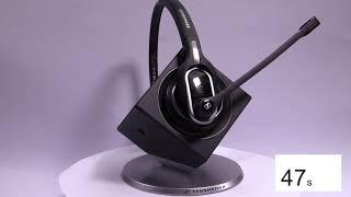 Sennheiser Pro1 Wireless headset Review