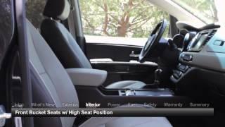 2016 Kia Sedona Test Drive