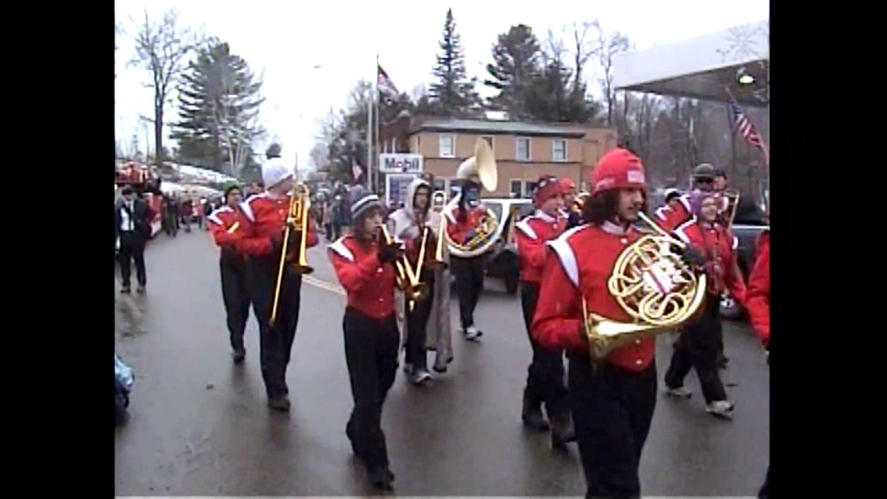 OLC - Saranac Lake Parade  2-11-12