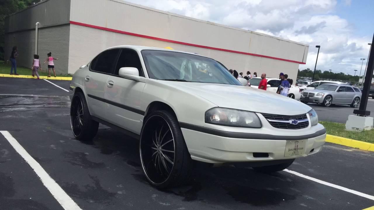 2004 impala on 28s night life youtube publicscrutiny Choice Image
