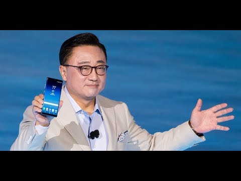 Samsung is working on a phone that can read the palm of your hand SSNLF