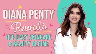 Diana Penty Reveals her easy skincare and beauty regime | Fashion | Pinkvilla | Bollywood