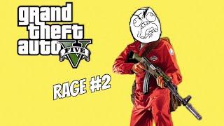 KID RAGES ON GTA 5 (Rage Compilation 2)