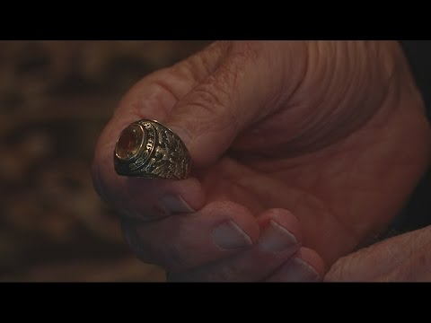 West Point graduate returns his ring after 49 years