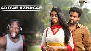 Download Oru Naal Koothu Songs | Adiyae Azhagae Video Song | Dinesh, Nivetha Pethuraj | Justin  (REACTION)