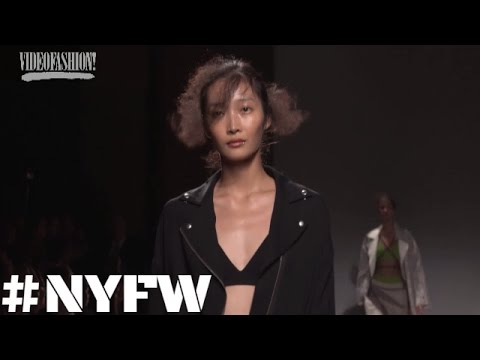 FIRST LOOK: Tracy Reese - Spring/Summer 2016 - NYFW