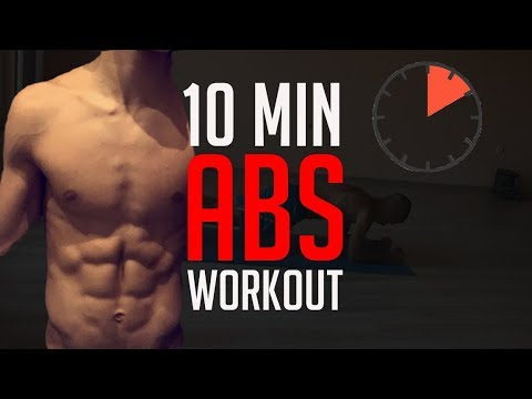 RYAN TERRY | MY COMPLETE AB WORKOUT