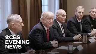 Mattis roasts Trump after being called