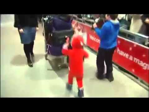 Cute Kid's First Embarrassing TV Moment