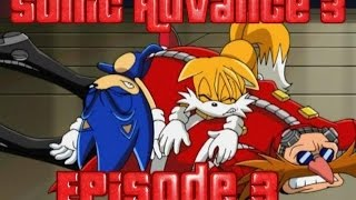 Sonic Advance 3 - Sonic Advance 3 Stage1 Act3+Boss - User video