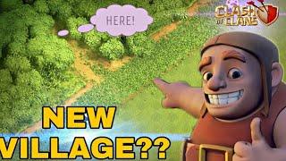new village found best update concept ever