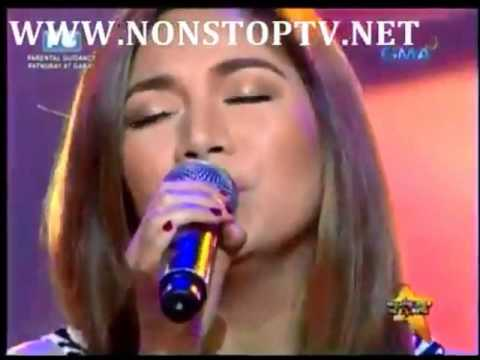 KYLA I Don't Have the Heart [SAS Angas March 16, 2014]