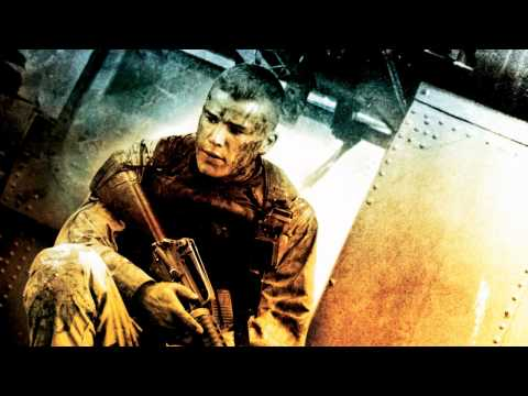 Black Hawk Down 2001 Gortoz a Ran  JAttends Soundtrack OST
