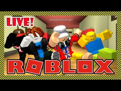 Roblox Live Stream  - Various Games and Servers, It's Gonna Be Lit! (Warning: Watch for DAB Police!)