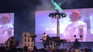 Frank Ocean 'Futura Free' Live - FYF Fest 2017