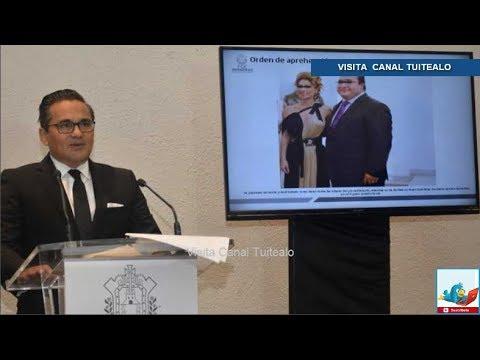 Fiscalía de Veracruz gira orden de aprehensión contra Karime Macías esposa de Javier Duarte Video