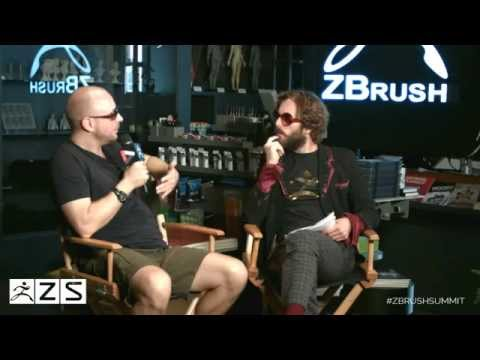 Official ZBrush SUMMIT 2015 Interview - Joe Peterson