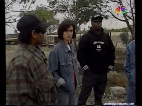 Rare Eazy-E Interview (NBC, 1993 ) - BG Knocc Out, Gangsta Dresta / Report on Gangsta Rap (2/2) [HQ]