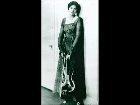 Rebecca Clarke: Trio (V. Eskin, pno; S. Ornstein, vln; J. Kreger, cello)