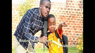 #FRESHKID and his true age as he starts school finally - MC IBRAH INTERVIEW