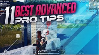 11 BEST ADVANCED PRO TIPS AND TRICKS, PUBG MOBILE