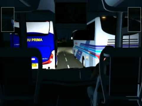 18 Wos Haulin Indonesia Bus Mod