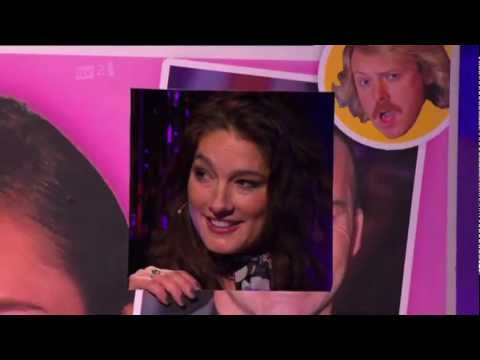 Gladiator Jet (Diane Youdale) on Celebrity Juice