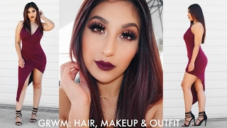 GET READY WITH ME: ANNIVERSARY DATE | BEAUTYYBIRD