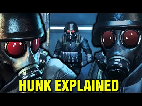 WHO IS HUNK IN RESIDENT EVIL? HISTORY AND LORE EXPLAINED