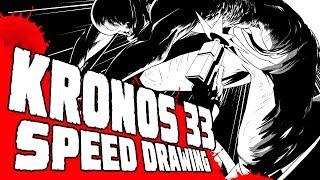 Kronos 33 Speed Drawing