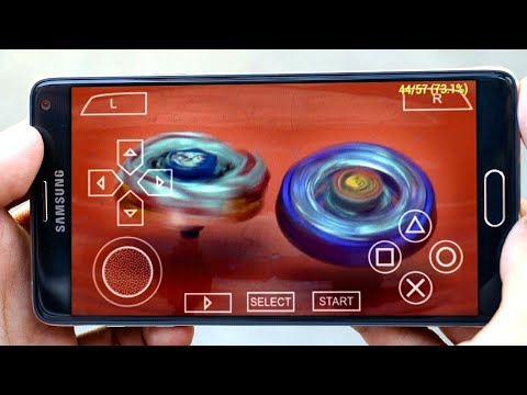 [140MB]Download High Graphics Beyblade Game On Android