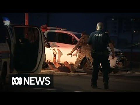 Darwin shooting: Four killed one injured as 45yo alleged gunman arrested  ABC News