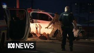 Darwin shooting: Four killed, one injured, as 45yo alleged gunman arrested | ABC News