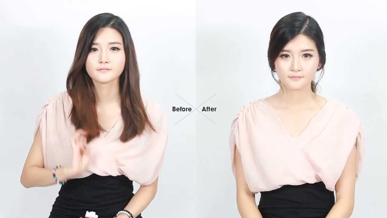 English Subtitles Korean Hair Fancy Easy Volumized